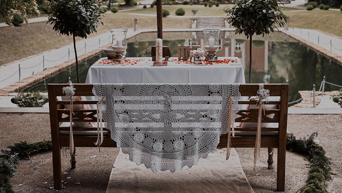 Hochzeitsdekoration - Vintage, Shabby, Bohostyle mit Kristina Krug vom Hochzeitsglück Minden