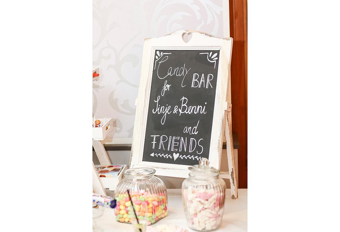Candy Bar vom Hochzeitsglück in Petershagen bei Minden