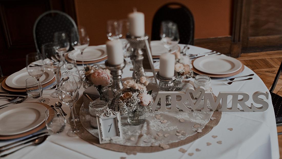 Hochzeitsglück - Tischdekoration und Hochzeitsdekoration im Vintage, Shabby oder Bohostyle im Umkreis von Minden, Petershagen und Uchte