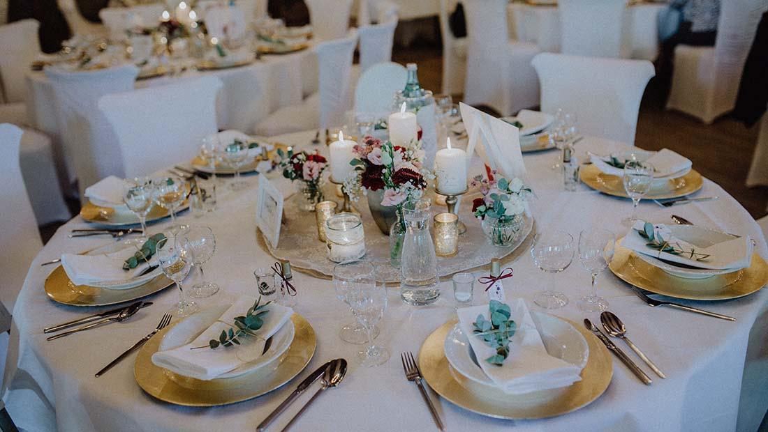 Hochzeit Tischdeko Hochzeitsglück Petershagen Minden Bad-Oeynhausen