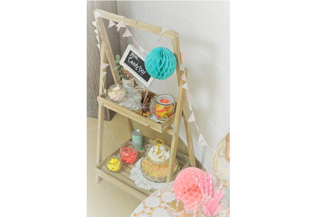 Candy Bar ein Hingucker für jede Hochzeit