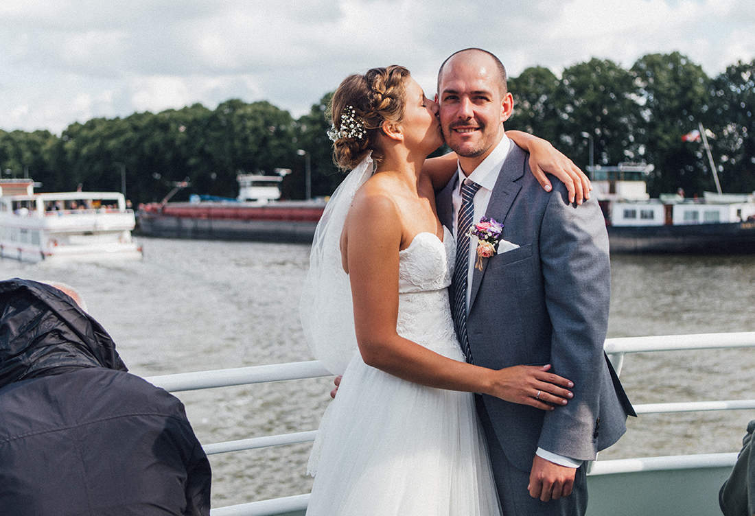 Brautpaar Kathi & Basti