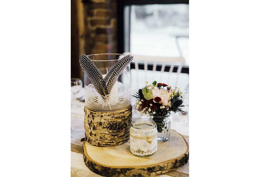 Hochzeitsdeko im Bohostyle vom Hochzeitsglück aus Minden
