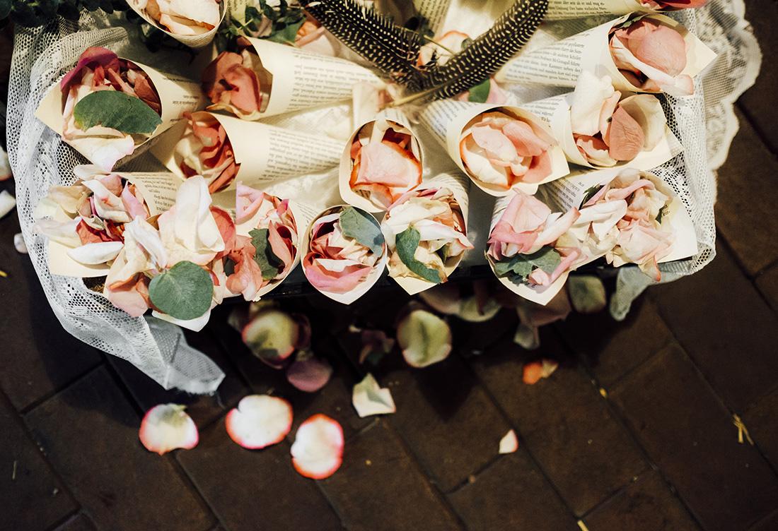 Hochzeitsdekoration Hof Frien in Uchte