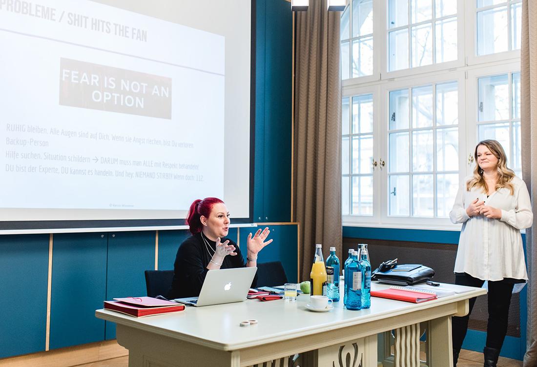 "Workshop "" Wedding like a Pro"" in Berlin - Hochzeitsglück Kristina Krug"
