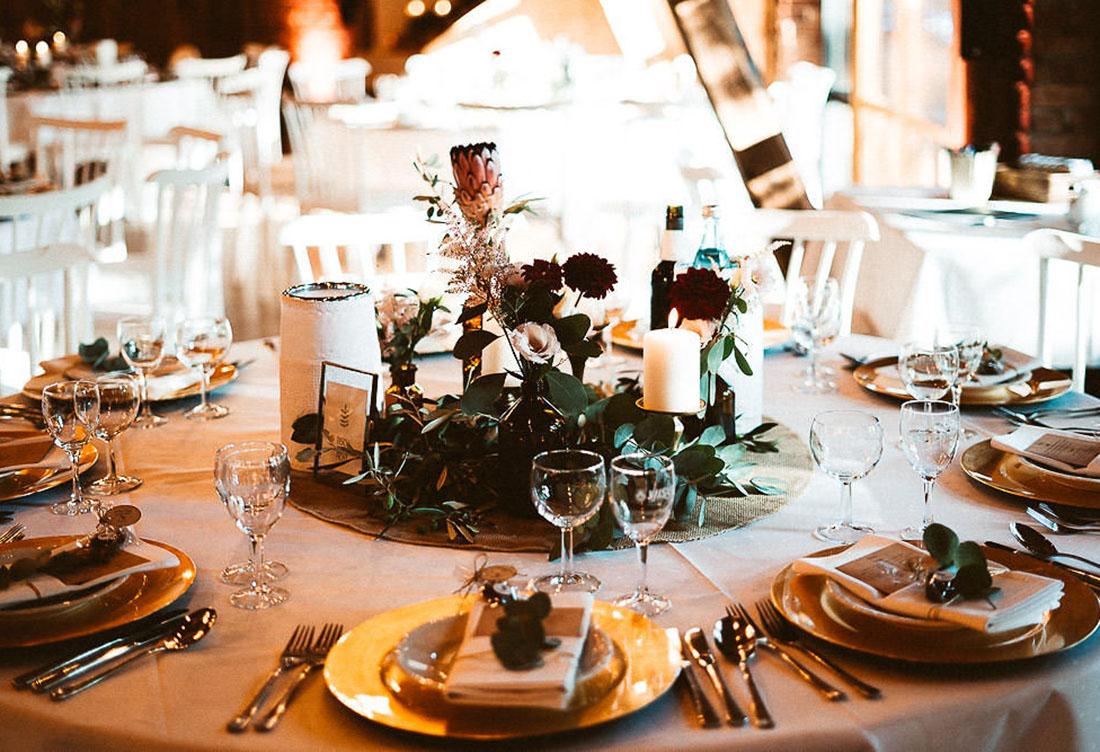 Boho-Vintage-Hochzeit - Hochzeitsdeko von Hochzeitsglück Minden
